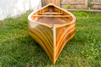 redwood Strip canoe
